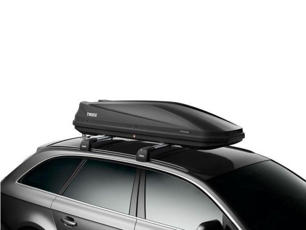 Thule Touring Sport (600) antracit aeroskin krovna kutija