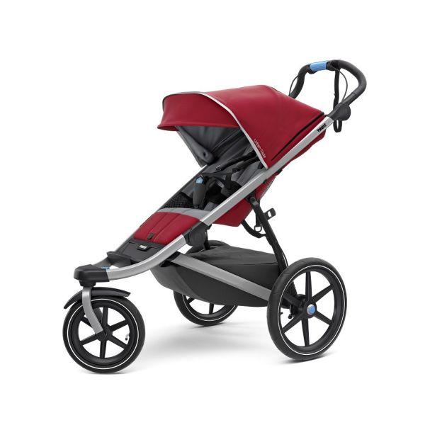 Thule Urban Glide 2 crvena dječja kolica za jedno dijete