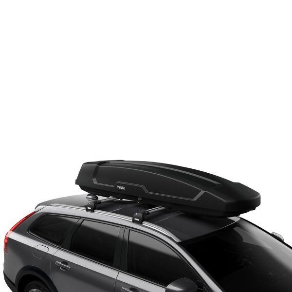 Thule Force XT Alpine (500) crna mat krovna kutija