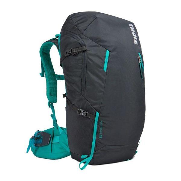 Ženski ruksak Thule AllTrail 35L plavi (planinarski)