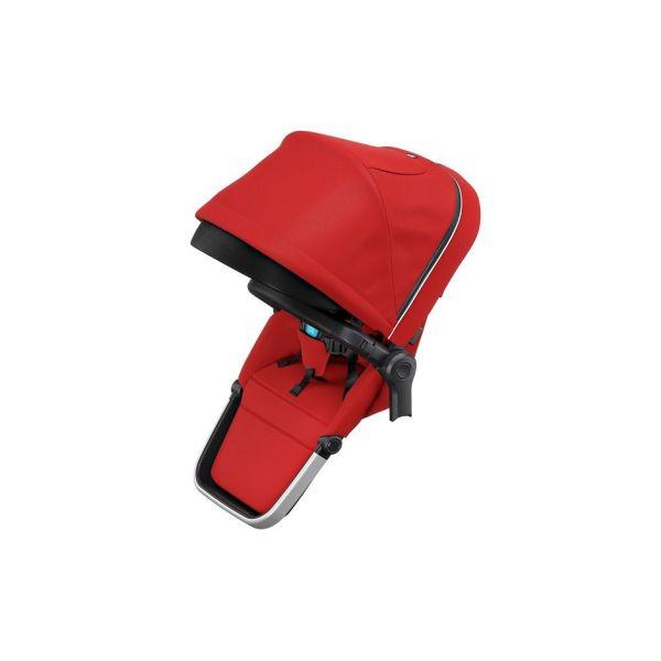 Thule Sleek Sibling sjedalica za dječja kolica crvena