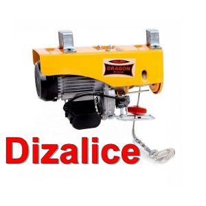 Električne dizalice - Industrijska vitla