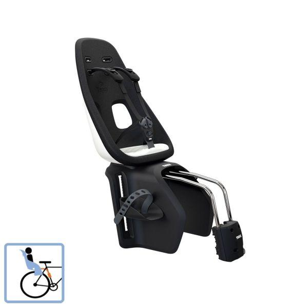 Dječja sjedalica stražnja na ramu Thule Yepp Nexxt Maxi Frame Mounted bijela