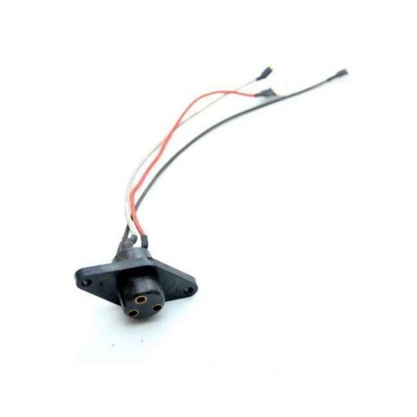 Utičnica Dragon za vitlo za žični daljinski 3 pin