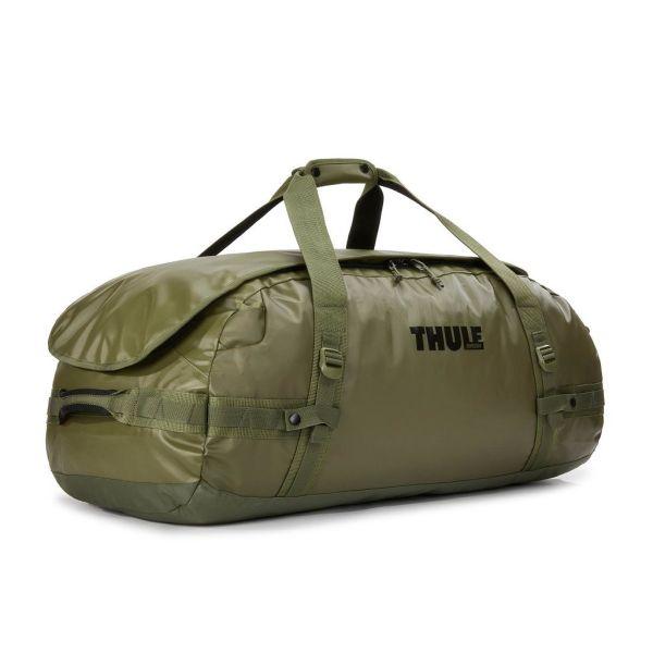 Sportska/putna torba i ruksak 2u1 Thule Chasm L 90L zeleni