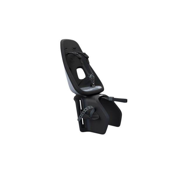 Dječja sjedalica stražnja za nosač Thule Yepp Nexxt Maxi siva