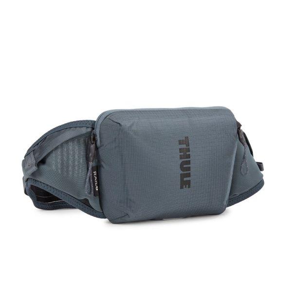 Thule Rail Hip Pack 0,5L torbica oko struka siva