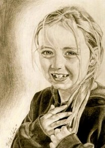 smiling girl, copyright 2004 © Biola Shofu. All rights reserved.