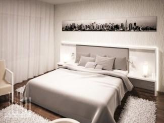 Hotel room, Ostrava / / Client: atelier KOHLarchitekti