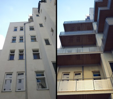 Steel constructions in Wien, plotting to photos / / Client: PPD SteelGlass, s.r.o.