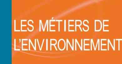 métiers cadre de l'environnement