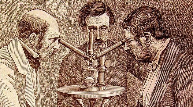 Pioneiros da biologia