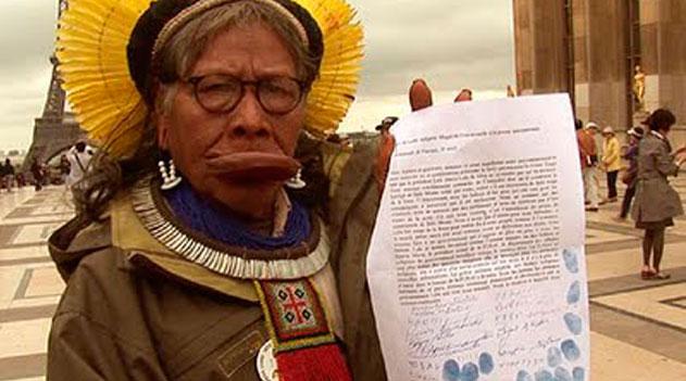Belo Monte esquecida
