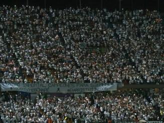 Estádio Atanásio Girardot, em Medellín.