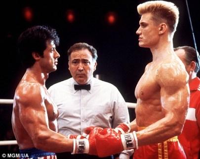 Balboa x Drago: EUA x URSS