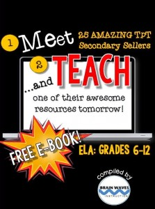 Meet and Teach ELA