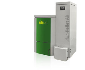 Maine Energy Systems introduces wood pellet hot air furnace