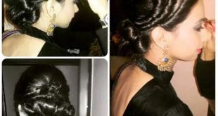 different indian hairstyles for long hair