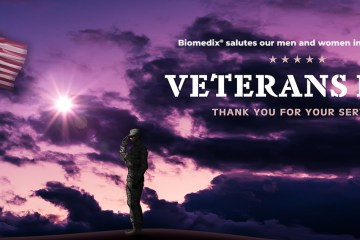 Biomedix honors our veterans this Veterans Day
