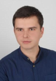 Krystian Ubych - 1st Year PhD Student