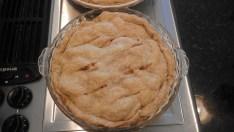 Apple Pie w/Sprouted Spelt Flour