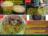 soaked buckwheat groats