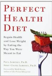 """""""Perfect Health Diet"""", by Paul Jaminet"""