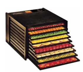 Excalibur Nine Tray Dehydrator with Adjustable Thermostat