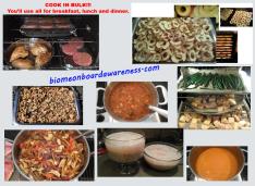 Cook in Bulk