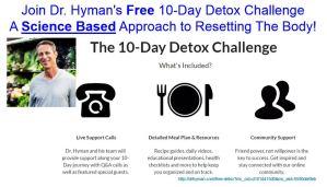 Dr Hyman 10 day detox FREE