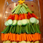 Healthy Holiday Tray