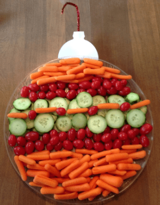 Healthy Holiday Trays