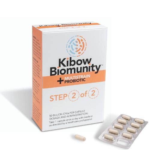 Biomunity Step 2: Multistrain Probiotic Capsule