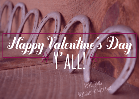 Happy Valentine's Day from Bionic Beauty!