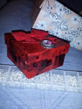 Gift box for Nat's Mum