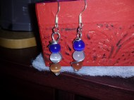 Earrings for Richard's Mum