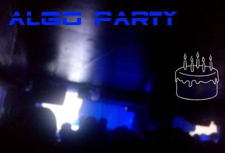 Algo Party London 2016