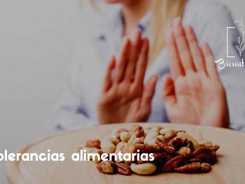 Intolerancias alimentarias-Bionutrición Ortomolecular