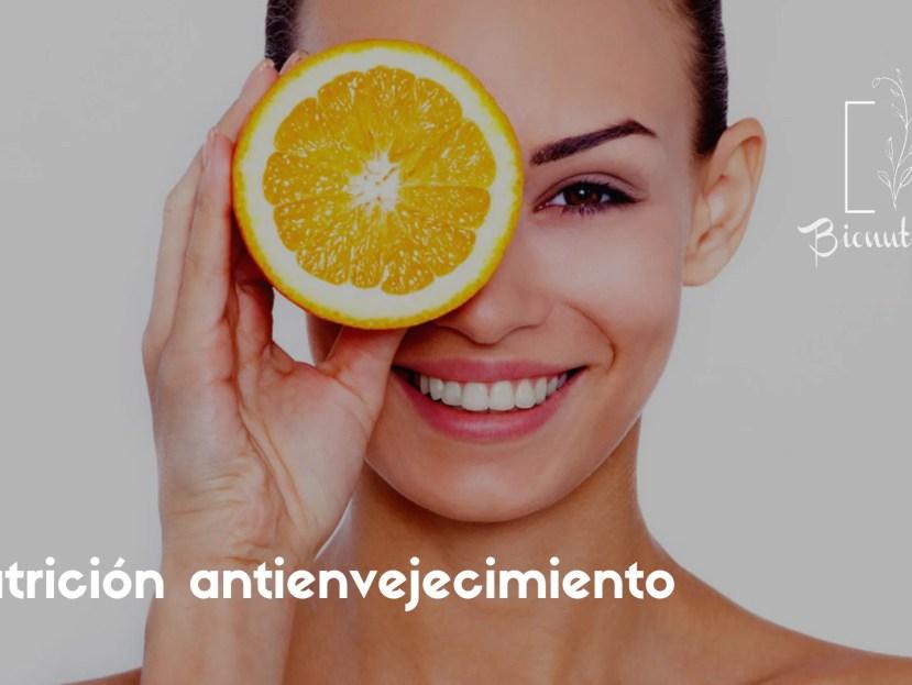 Nutrición antienvejecimiento-Bionutrición Ortomolecular