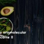 Dieta ortomolecular detoxificante I