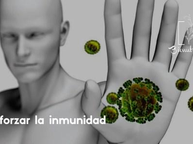 Reforzar la inmunidad-Bionutrición Ortomolecular
