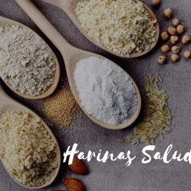Harinas saludables: alternativas a la harina de trigo común- Bionutrición Ortomolecular