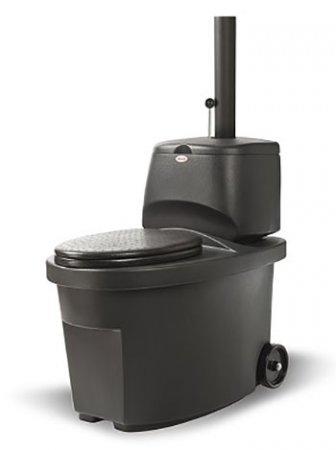 Туалет Biolan с разделителем