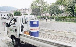 Comuna antigüeña utiliza biodiésel en Siglo XXI