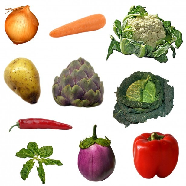 Popular vegetable recipes