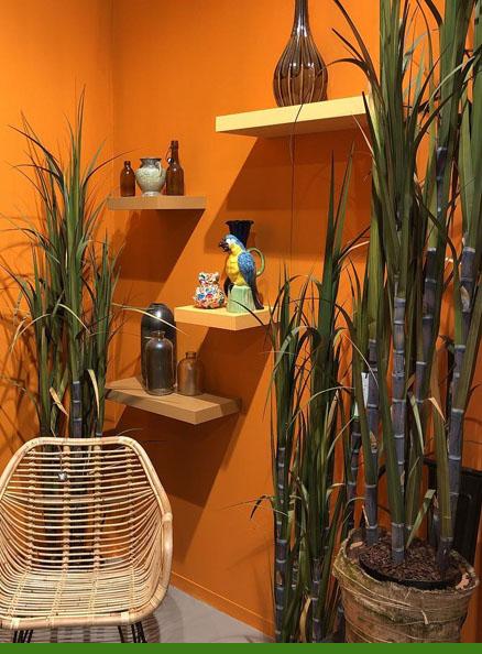 bamboo artificial