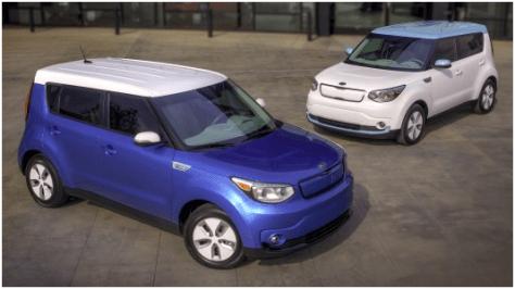 Bioplastic Car Kia Motors