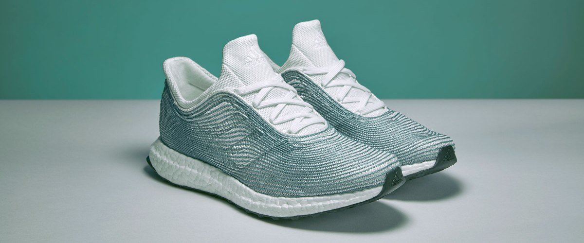 online store 7efb8 74e26 Adidas sold a million shoes made from Ocean Plastic