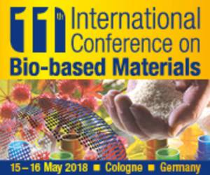 INTERNATIONAL CONFERENCE ON BIO-BASED MATERIALS