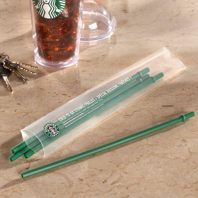 starbucks straws